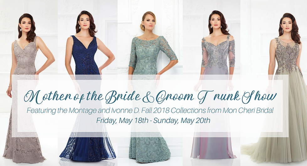 mother of the bride and groom trunk show st. louis