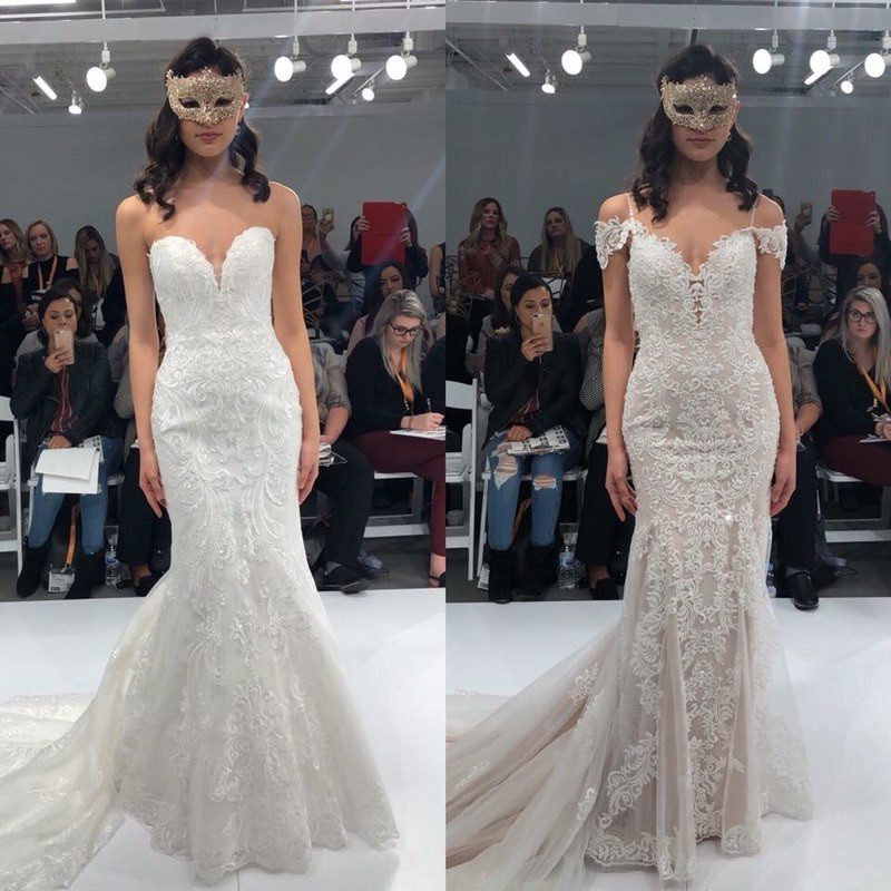 wedding dress trends maggie sottero