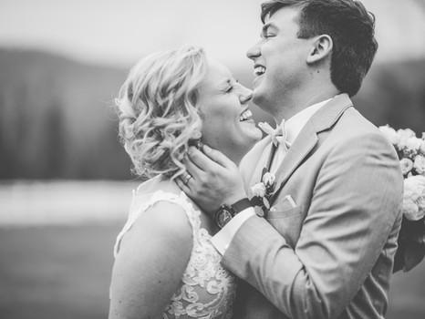 Real Mia Grace Bride: Wedding of Haley and Alex