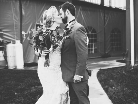 Real Mia Grace Bride: Wedding of Katie and Kameron