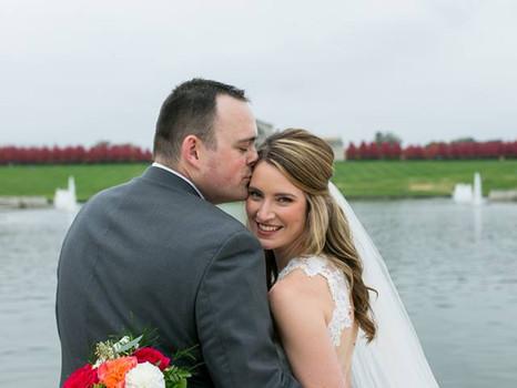 Real Mia Grace Bride: Wedding of Melissa and Weston