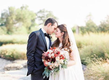 Real Mia Grace Bride: Wedding of Bayley and Matt