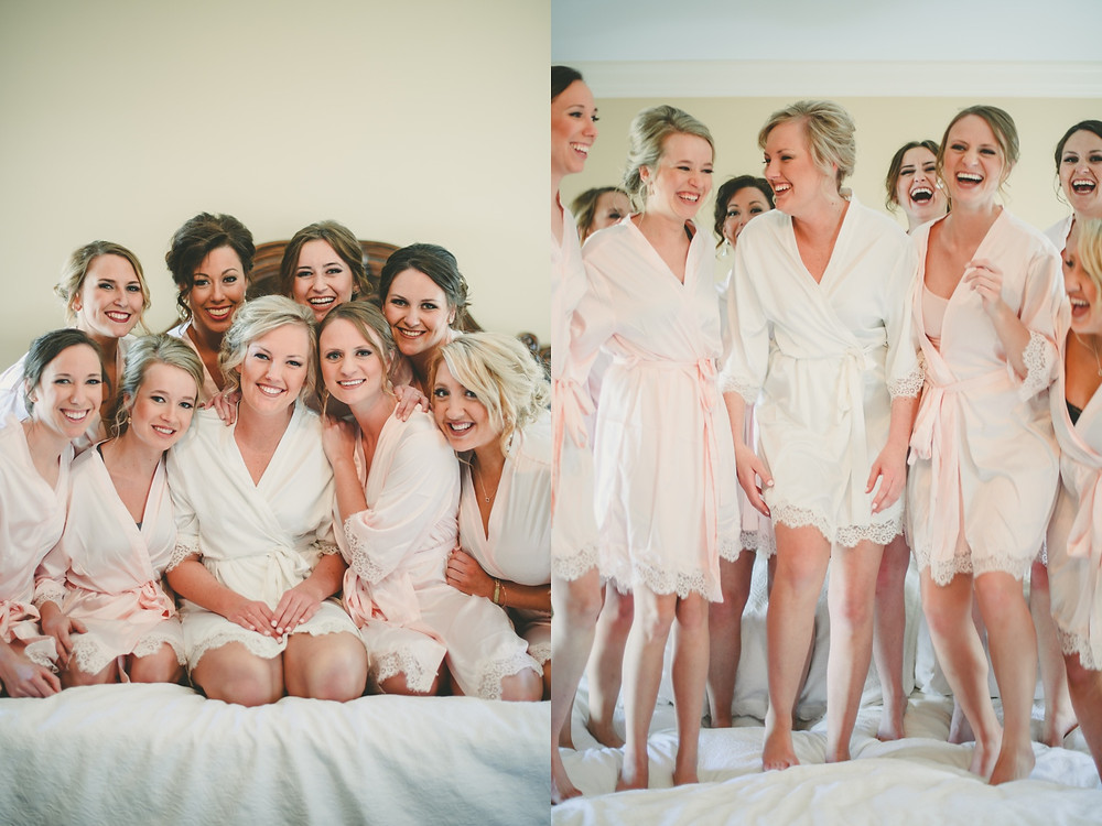 st louis bridal party