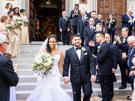 Real Mia Grace Bride: Whitley and Carlo