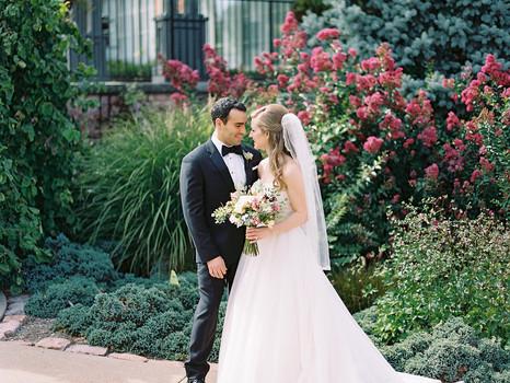 Real Mia Grace Bride: Wedding of Sydney and Matt