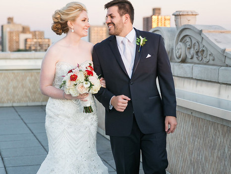 Real Mia Grace Bride: Wedding of Andrea and Gregory