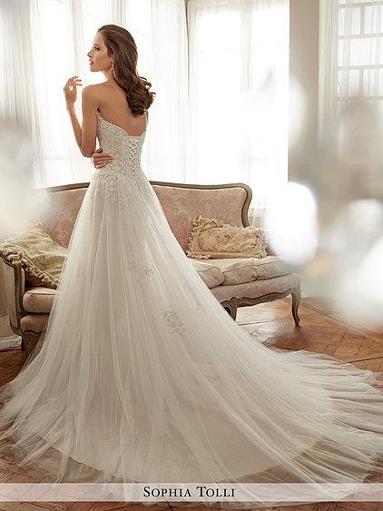 Sophia Tolli Bridal Gowns | St. Louis