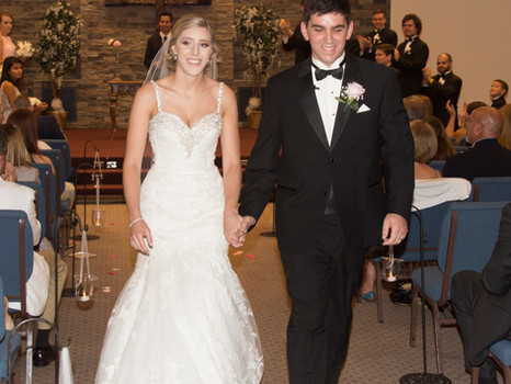 Real Mia Grace Bride: Wedding of Ashton and Mike