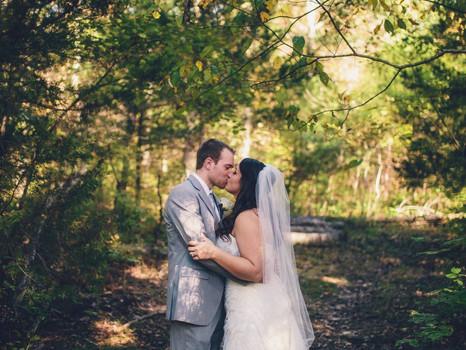 Real Mia Grace Bride: Wedding of Jackie and Brandon