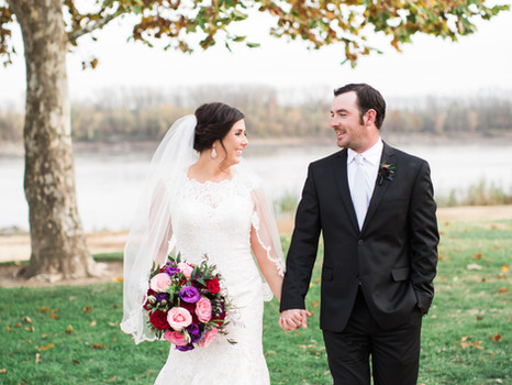 Real Mia Grace Bride: Wedding of Sarah and Alex