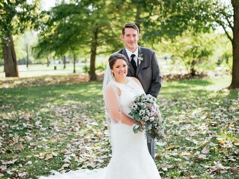 Real Mia Grace Bride: Wedding of Juliana and Andrew