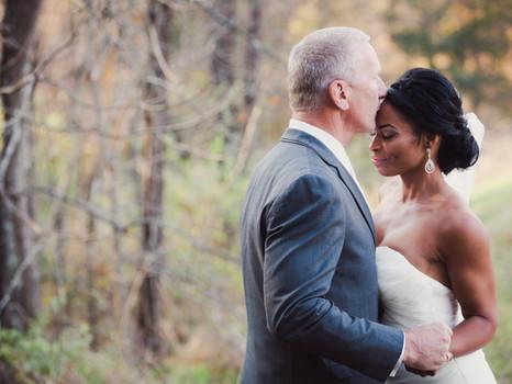 Real Mia Grace Bride: Wedding of Nicole and Garry