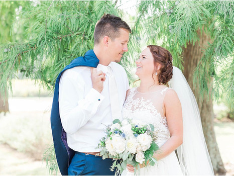 Real Mia Grace Bride: Wedding of Olivia and Ben
