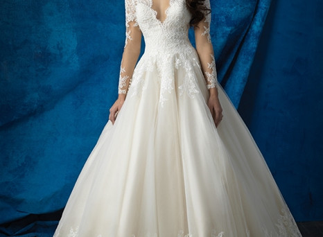 Your Quick and Easy Guide to Wedding Dress Silhouettes!