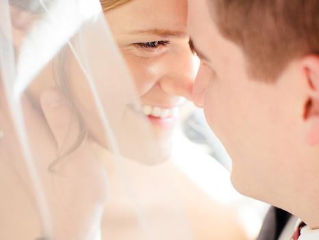 Real Mia Grace Bride: Wedding of Elizabeth and Keith