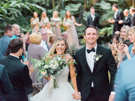 Real Mia Grace Bride: Wedding of Meghan and Conner