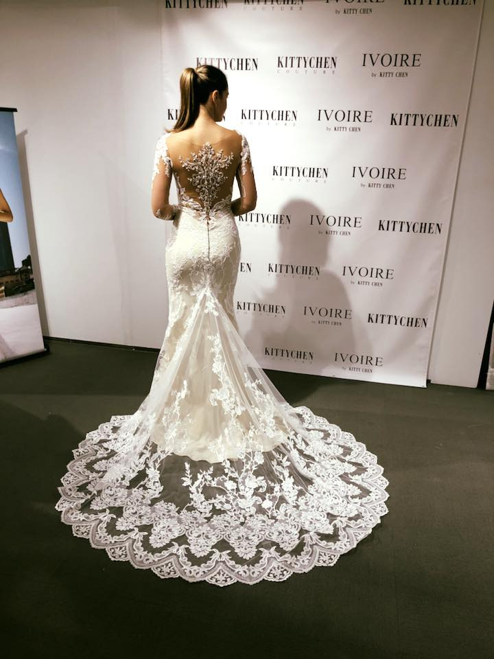 Wedding dress trends 2018 kittychen