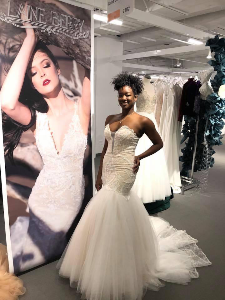 wedding dress trends 2018 laine berry