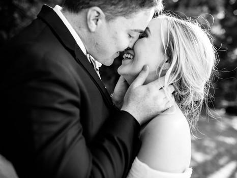 Real Mia Grace Bride: Wedding of Sydney and Alex