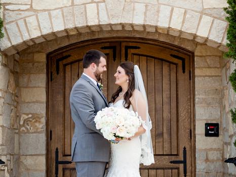 Real Mia Grace Bride: Wedding of Alyssa and Sean
