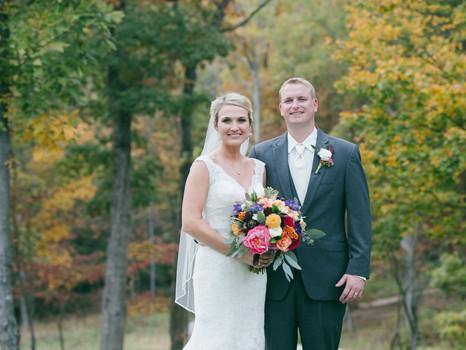 Real Mia Grace Bride: Wedding of Stephanie and Mark