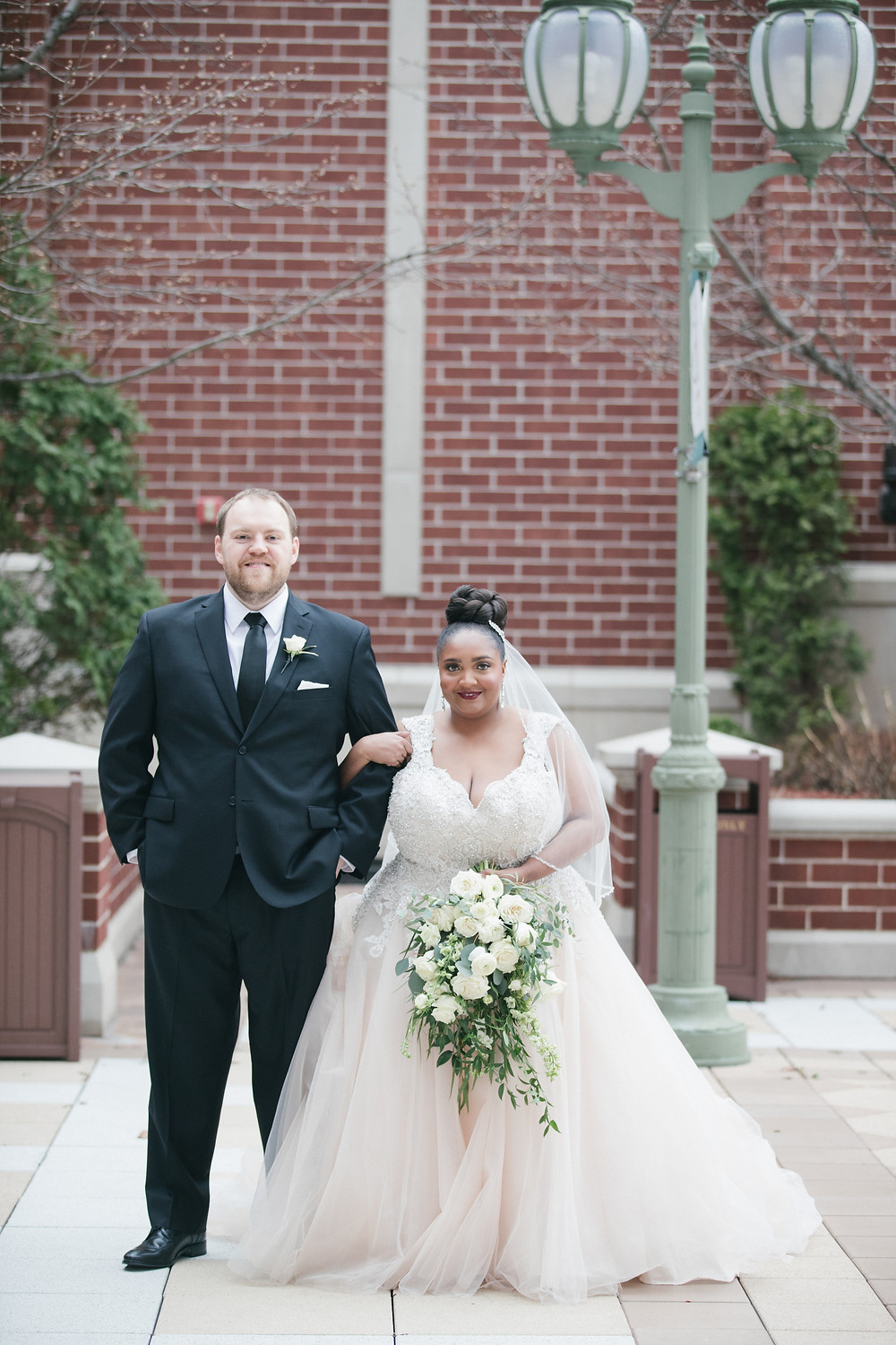 saint louis bride plus size allure bridal