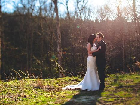 Real Mia Grace Bride: Wedding of Nicole and Gavin