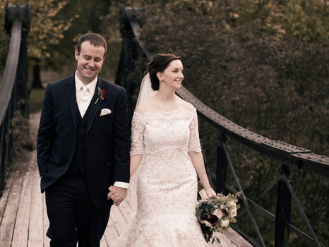 Real Mia Grace: Wedding of Caty and Chris