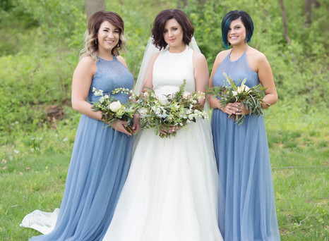 Rustic Styled Wedding Photo Shoot in St. Charles