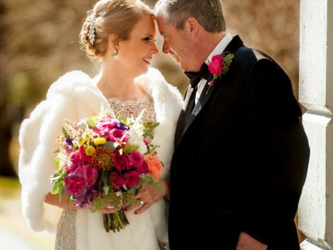 Real Mia Grace Bride: Wedding of Danielle and Michael