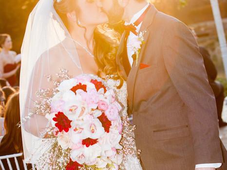 Real Mia Grace Bride: Wedding of LaTasha and Nathan