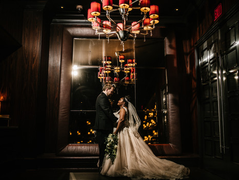 Real Mia Grace Bride: Wedding of Hope and Christopher