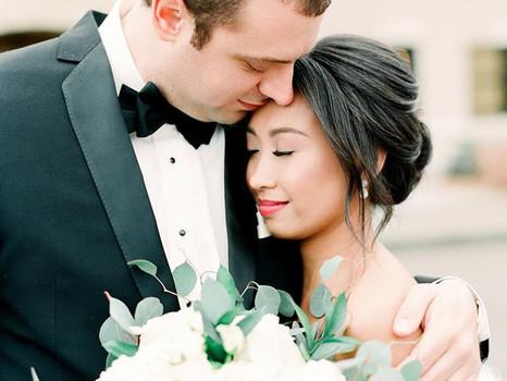 Real Mia Grace Bride: Wedding of Bea and Eddie