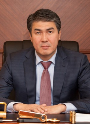His Excellency Asset Issekeshev