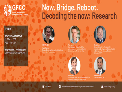 Webinar analyzes the pandemic impacts for research in high-education