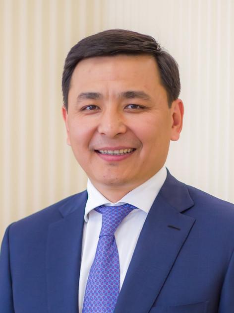 His Excellency Altay Kulginov
