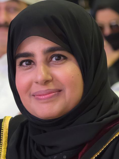 Dr. Mariam Ali Al-Maadeed