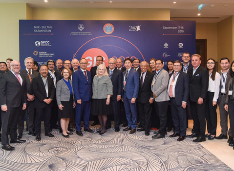 GFCC Convenes for 2019 Annual Meeting and University Forum Meeting