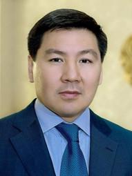 His Excellency Askar Zhumagaliyev