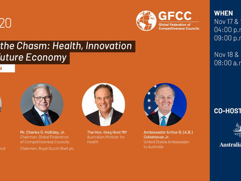 Global Innovation Summit starts this Tuesday
