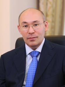 H.E. Kairat Kelimbetov