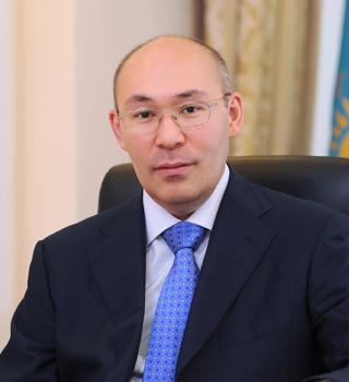 His Excellency Kairat Kelimbetov