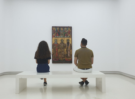 Art Galleries - The New Normal