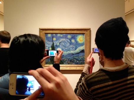 Can Technology Capture Art's Aura?
