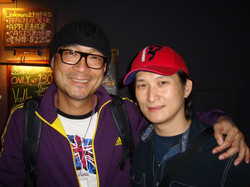 王治平老師 & Johnny
