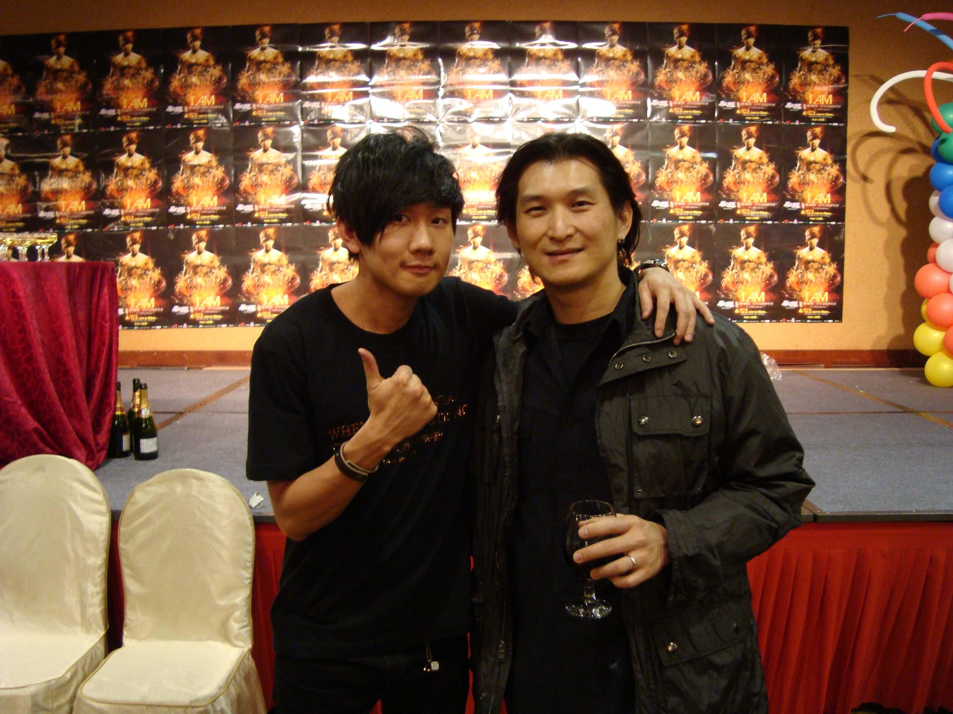 JJ Lin & Johnny