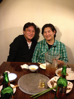 Composer Koji Sakurai 老師 & Johnny