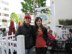 Celina Jade & Johnny