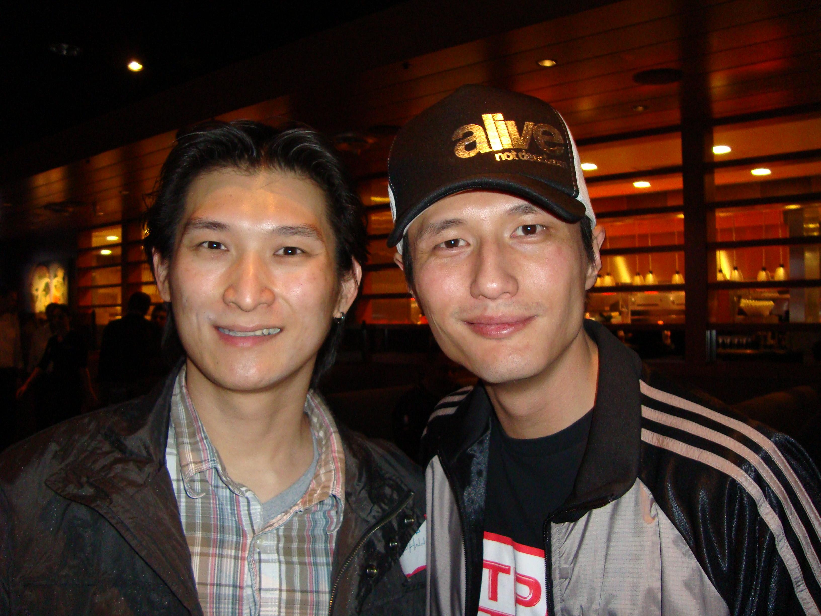 尹子維 Terence Yin & Johnny