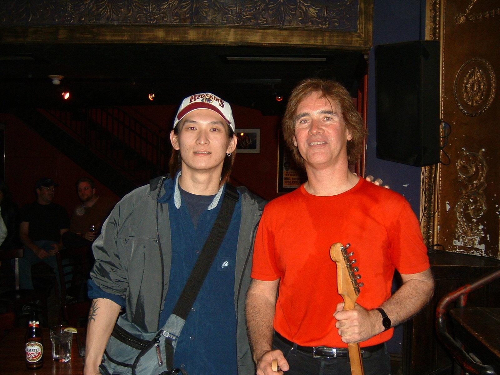 Carl Verheyen & Johnny